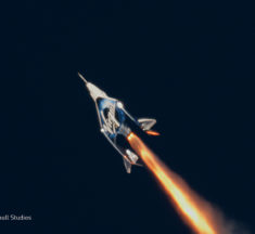 Branson's Virgin Galactic reaches space for the first time