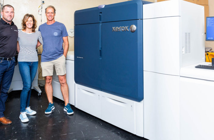 Hot Ink brings 'wow' factor to Cape Town with Xerox Iridesse