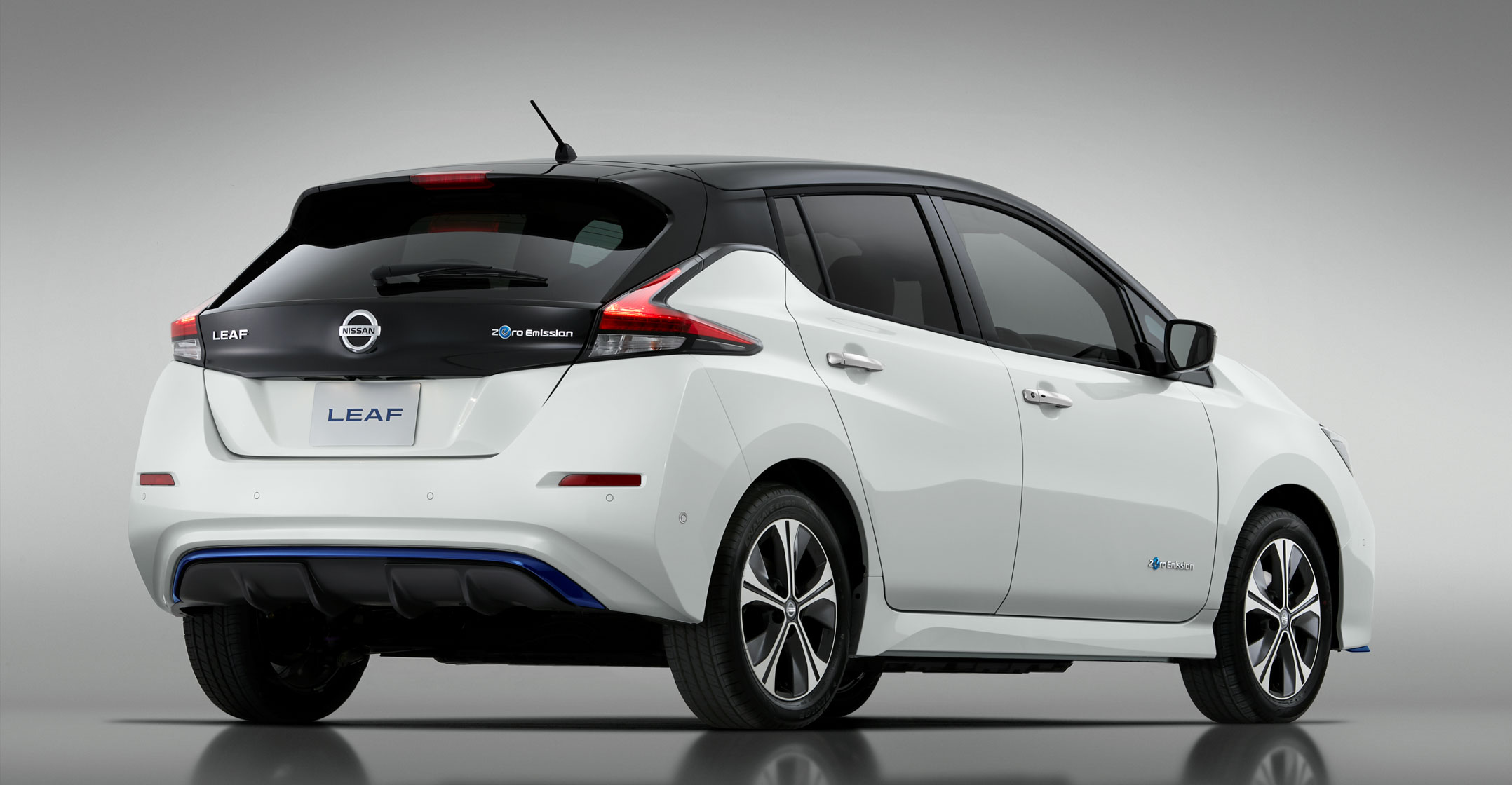 Nissan Has Unveiled A New Version Of Its Leaf Electric Car After