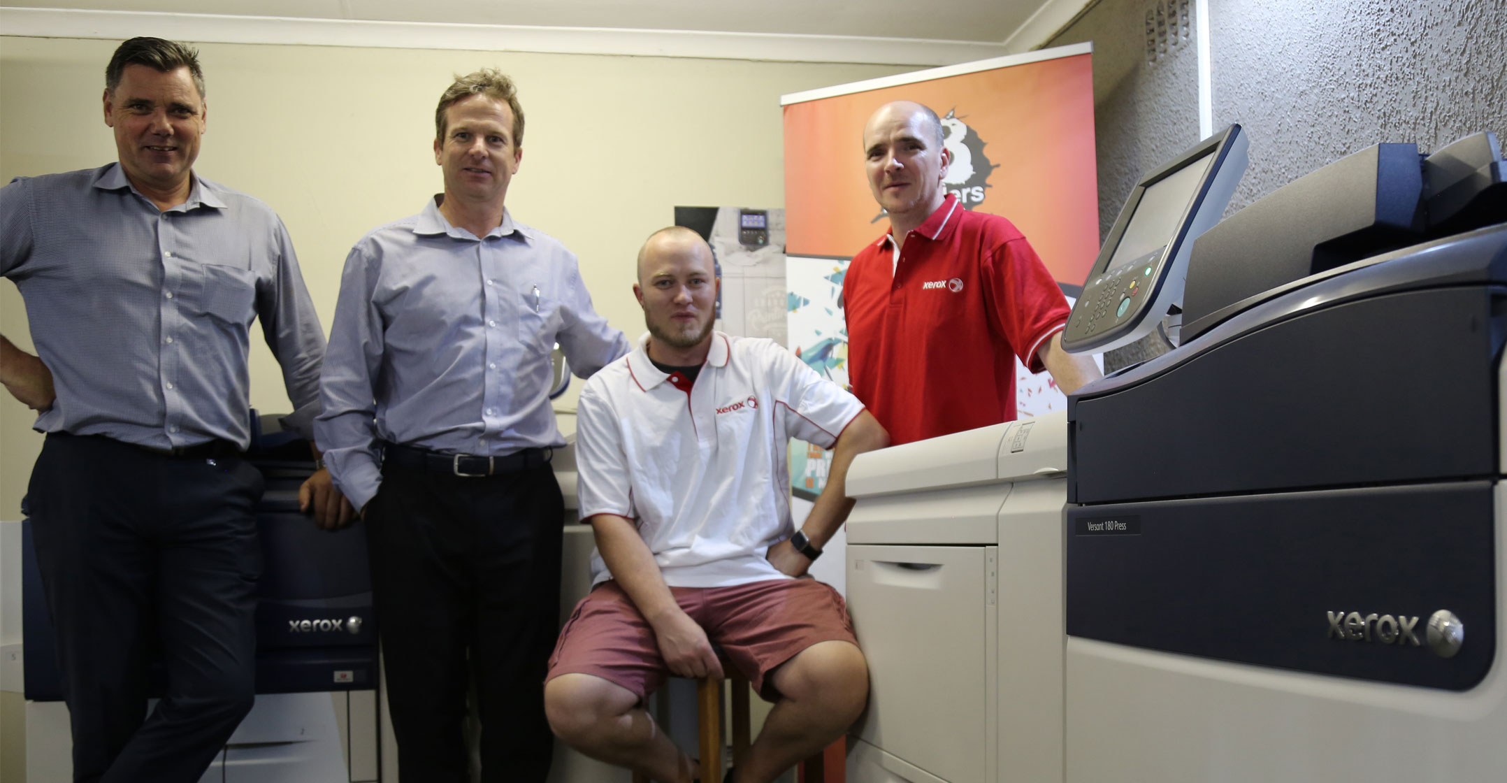 Branders boosts future business confidence with Xerox