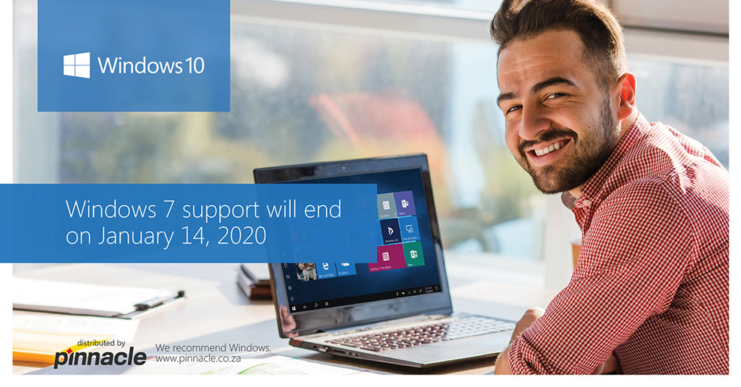 The end of Windows 7 support is looming - TechCentral