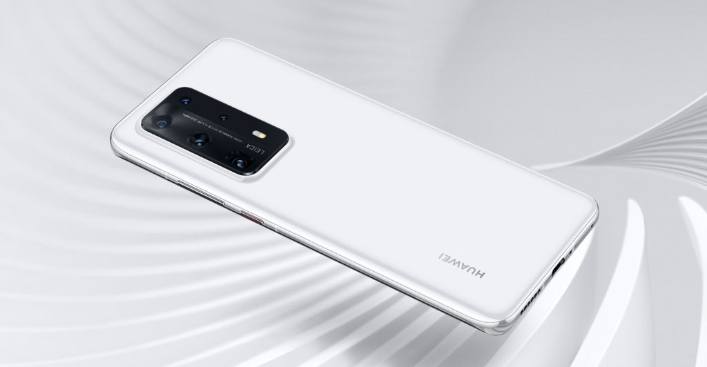 Huawei P40 smartphone series launched amid global crisis - TechCentral