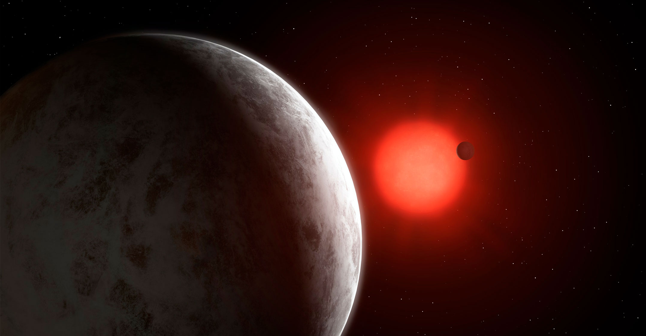 Two 'super-Earths' discovered orbiting a nearby star - TechCentral