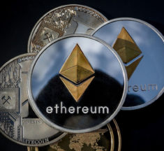 Ether hits record as 2021 gains near 500%
