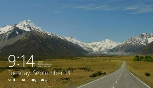 The Start button is back in Windows 8.1